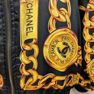 CHANEL Jackets & Coats - Vintage Chanel Track Jacket